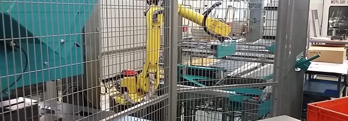 integrateur robot