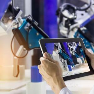Domaines d'application - Robotique industrielle